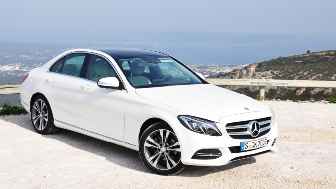 Broom Biltest 2014 Mercedes Benz C Klasse Sedan Test Mercedes